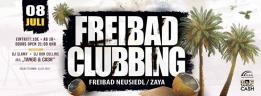 Freibad Clubbing 2017 - Neusiedl