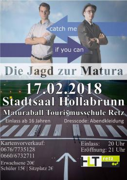 Ball der HLT Retz - Catch me if you can