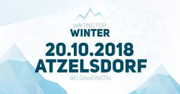 Waiting for Winter 2018