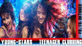 YOUNG STARS - Teenager Clubbing