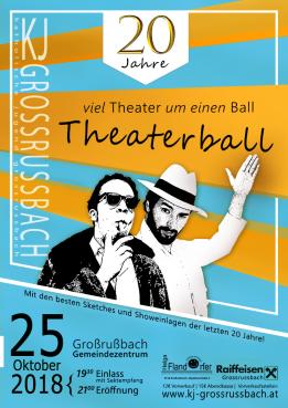 Viel Theater um einen Ball 2018