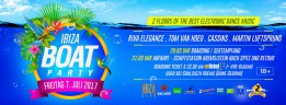 Ibiza BOAT PARTY - Wachau - 2017