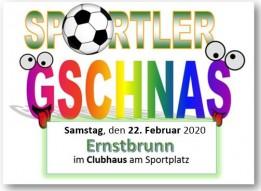 Sportler Gschnas 2020