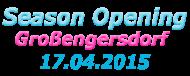 Season Opening - 17.4. - Großengersdorf
